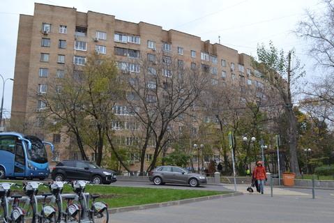 Однокомнатная квартира в ЦАО