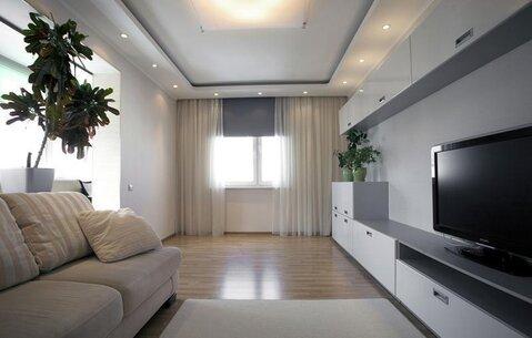 Продается однокомнатная квартира с качественным ремонтом в современном