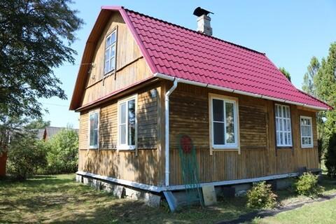 Дача в деревне Верейка