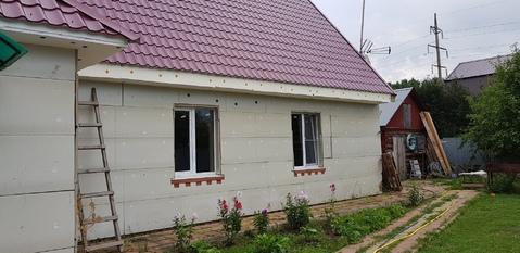 Дом 260 кв.м. Домодедовский район, СНТ «Родник-4» вблизи дер. Истомиха