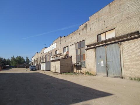 Производственно складской комплекс 17.000 м2, Поварово