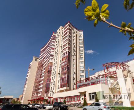 """1-комнатная квартира, 61 кв.м., в ЖК """"Клубный"""" Видное"""