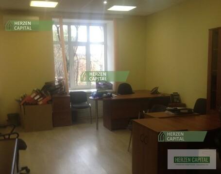 Аренда офиса, м. Менделеевская, Порядковый переулок д.21
