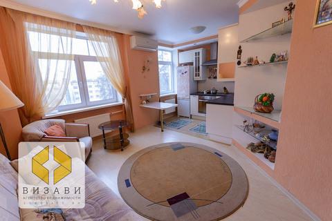 """1-комнатная квартира, 48 кв.м., в ЖК """"Дом с мезонином"""""""