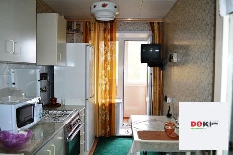 Продажа трёхкомнатной квартиры в городе Егорьевск 4 микрорайон