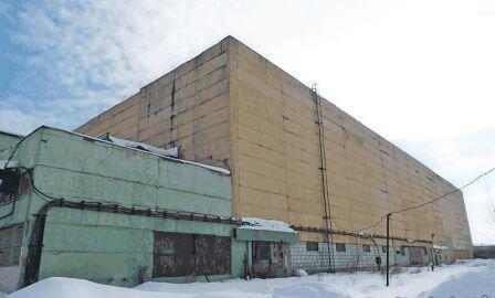 Производственно-складской комплекс 13.000 м2, Шереметьево