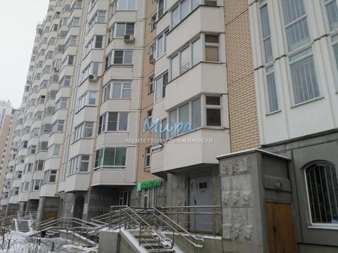 Квартира в пешей доступности от метро Некрасовка (открытие в 2018 год