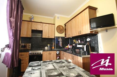 1-комнатная квартира с хорошим ремонтом Воскресенск, ул. Зелинского, 4