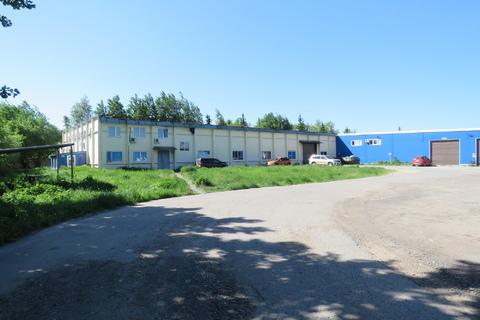 Производственно-складской комплекс Подольский район