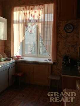 Изолированная комната в 4-х комнатной малонаселённой квартире