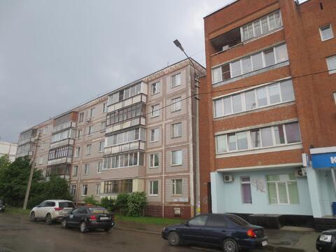Продам 2 к. кв. в центре г. Серпухова, ул. Борисовское шоссе. 19