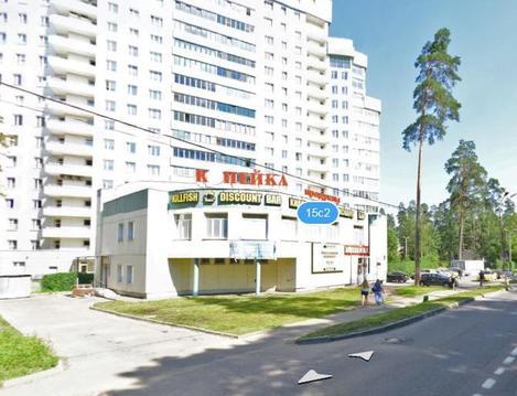 Продается отдельно стоящее многофункциональное здание в г.Жуковском