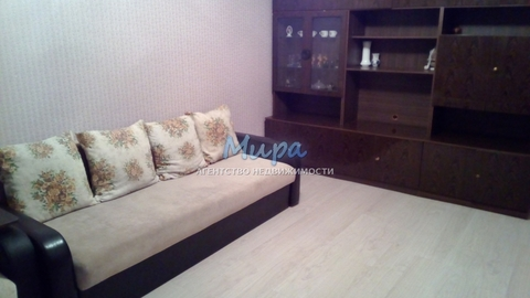 Юлия! Сдается отличная двухкомнатная квартира в г. Люберцы на ул. Ю