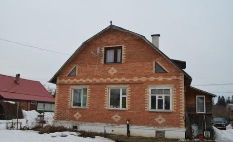 Дом в д. Никитское. Клин, Московская обл.
