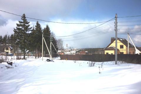 Продаю участок 14 сот. в деревне Деулино, Сергиево-Посадский р
