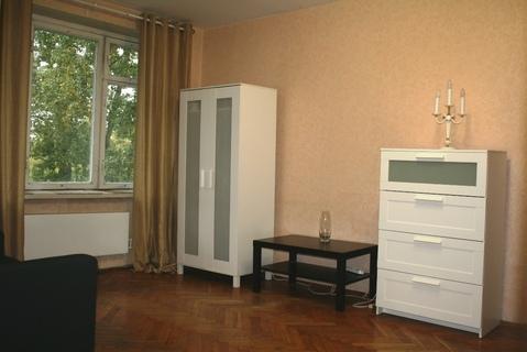 Квартира рядом с парком в Свиблово