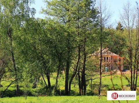 Участок, 20,71 сотка (лесной), близ г. Троицка, 25 км по Калужскому ш.