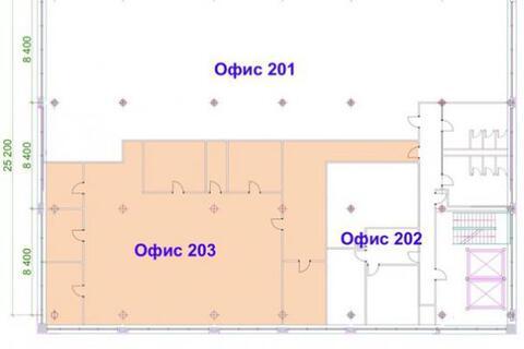 Офис 330кв.м, Бизнес-центр, 1-я линия, улица Радио 24, этаж 2