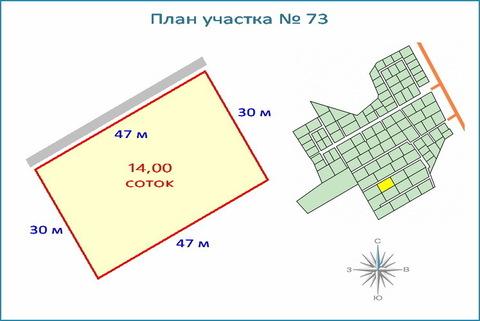 Участок 14 соток в кп, ипотека, рассрочка, 10 км от ЗЕЛАО г. Москвы