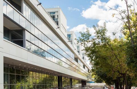 Офис 615,4 кв.м. в новом дц класса В+ на Кутузовском проспекте