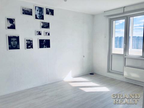 """1-комнатная квартира, 37 кв.м., в ЖК """"Некрасовка Парк"""""""