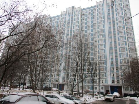 Квартира в Раменках.