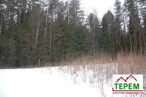 Живописный участок в СНТ «Скрёбухово», Серпуховский район.