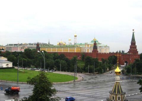 Элитная квартира 140 м2 рядом с Московским Кремлем (Волхонка 5/6)