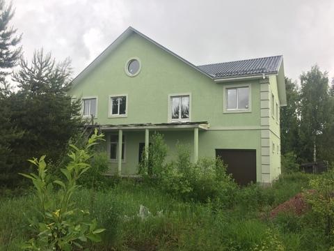 "Коттедж(230 кв.м.), Чеховский район, ст ""Шарапова Охота""."