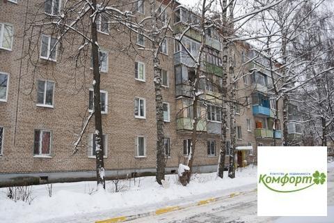 Продается 1 комнатная квартира в г. Раменское, ул. Воровского, дом 10