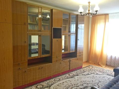 Сдаю чистую уютную 3-к квартиру в тихом зеленом районе Быково