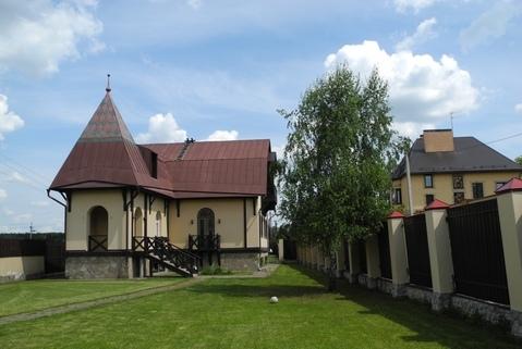 Продается 2 этажный коттедж и земельный участок в г. Пушкино