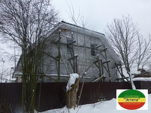 Продается дом 142 кв.м. 4 сотки ИЖС Подольск мкр. Львовский