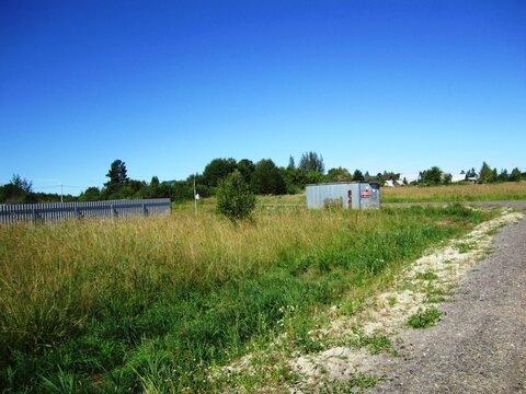 Земельный участок 8 соток в дер. Васино, Талдомского района.