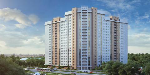 Москва, 2-х комнатная квартира, ул. Краснобогатырская д.28, 14595314 руб.