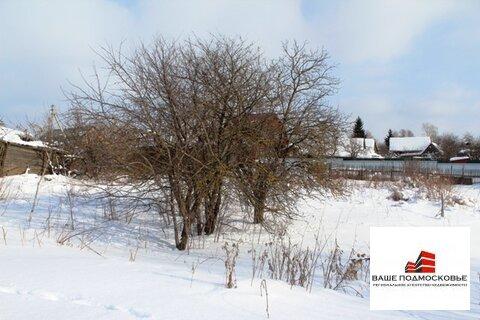 Участок 15 соток в деревне Дмитровка