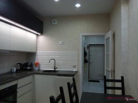 """1-комнатная квартира, 39 кв.м., в ЖК """"Путилково"""""""
