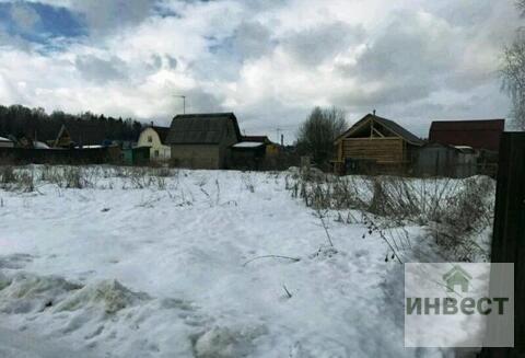 Продается земельный участок 6 соток д.Большие горки СНТ Горки