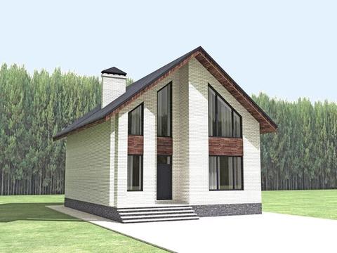 Продается дом в 7 минутах езды от г. Зеленоград, кп Бакеево-3