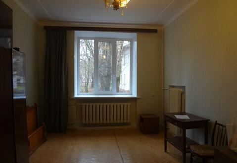 Комната в центре города.