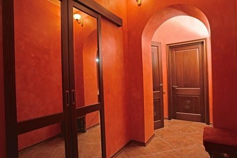 Квартира для ценителей московских красот.