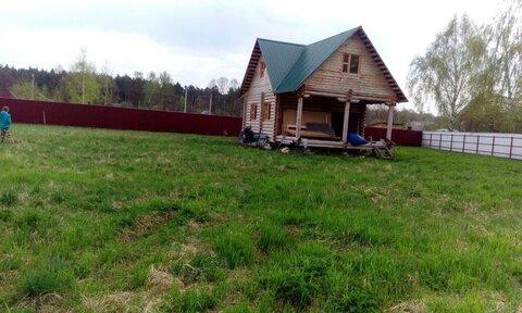 Дачный домик в 50 км от МКАД