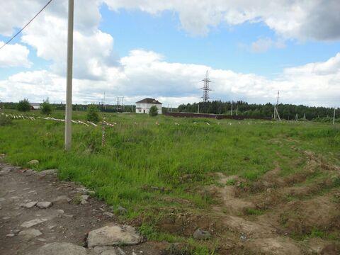 Земельный участок 12 соток д.Брехово Солнечногорский район