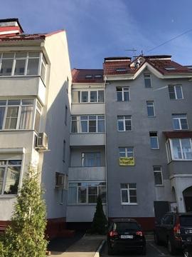 3 комнатная квартира в ЖК Митинский оазис.
