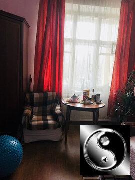 Москва, ЦАО, р-н Тверской, Большой Каретный пер, 17с3на карте Цве