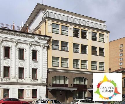 Продажа офисного здания 2 674,7 кв.м, расположенного в районе Хамовни