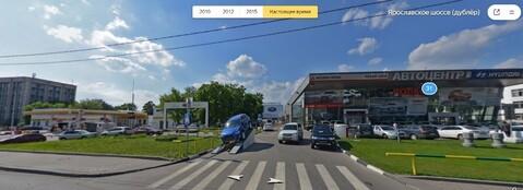 Продажа авто-сервисного центра 16444 м2 на Ярославском ш.27 Москвы