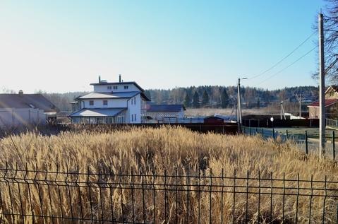 Продается участок 7 соток в д.Благовещенка в 8 км от Москвы