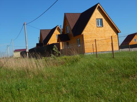 Новый дом в д.Цибино, гор.поселение Белоозерский, 3050000 руб.