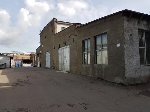 Аренда - отапливаемое помещение 1200 м2 под склад или производство